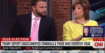 CNN's Ana Navarro: Trump Is 'Jekyll And Hyde' On Immigration