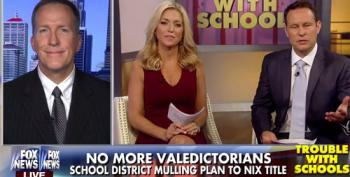 School District Plans To Eliminate Valedictorians, Fox & Friends Freaks Out