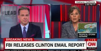 Jake Tapper Asks Why Hillary Clinton Doesn't Hold A Press Conference To Discuss Emails