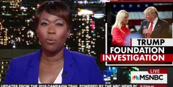 Joy Reid Reports On The Trump Pay-To-Play Scandal
