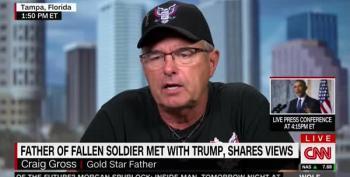Florida Attorney General Pam Bondi Facilitates Trump Meeting With Gold Star Parents