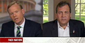 CBS' John Dickerson Lets Christie Deflect Questions About Trump Pay-to-Play