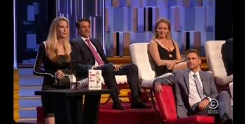 Ann Coulter Bombs At Comedy Central's Roast For Rob Lowe