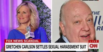 Fox News Settles With Gretchen Carlson For $20M...And An Apology