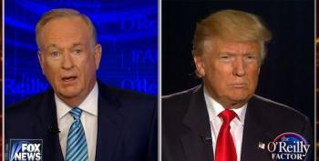 Trump Tells O'Reilly He Doesn't Know If Birtherism Has Hurt His Poll Numbers With African-Americans