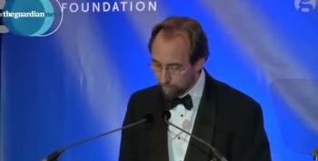 UN Human Rights Chief Compares Trump To ISIS