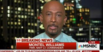 Montel Williams Rips Trump: 'Stealing Other Countries' Resources Is A War Crime'