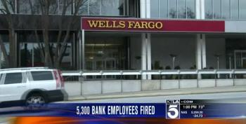Wells Fargo Bank Fires 5300 Employees After CFPB Investigation Into 'Ghost Accounts'