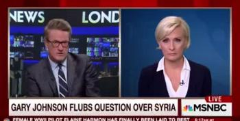 WATCH: This Is What Denial Looks Like, Joe Scarborough Edition