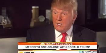 No, Donald Trump. Hillary Never Had Anything To Do With Your Birther Movement