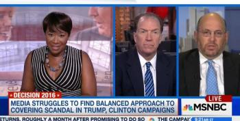 Joy Reid And Kurt Eichenwald Flatten Lying Trump Surrogate