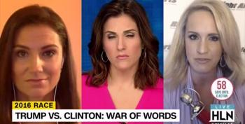 Krystal Ball Steps On Trump Surrogate's Whines With Three Words