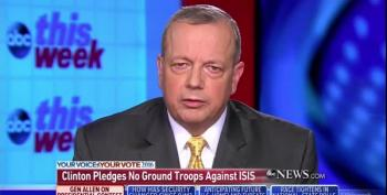 Gen. John Allen: 'I Don't Feel Much Like Rubble'