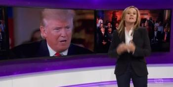 Sam Bee Mocks Lauer, Hits Media For Inability To 'Call A Liar A Liar'