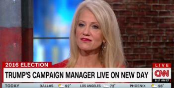 Kellyanne Conway's Nasty Interview With CNN While Trying To Defend Trump's Tax Returns