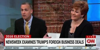 Corey Lewandowski Smears The Messenger - Again