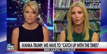 Ivanka Lies, Says Clinton Has No Childcare Or Maternity Leave Proposals On Her Website