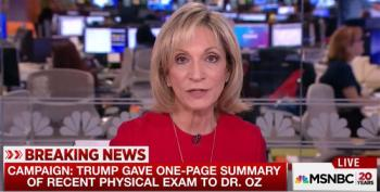 All Positive Results? Dr. Bornstein Conducted Trump's 'Physical'