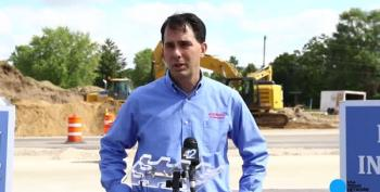 Scott Walker Addresses John Doe Leak
