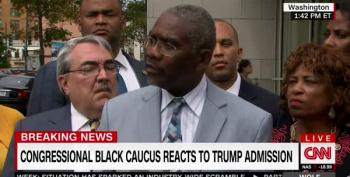 Congressional Black Caucus Slams Trump For Lame Birther Lies