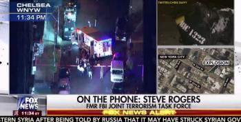 Fox Anchor Gives A Shout-Out To Donald Trump During Coverage Of NYC Explosion