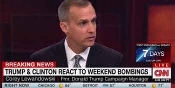 Corey Lewandowski Gets Frustrated Alleged NYC Bomber Wasn't Illegal Immigrant