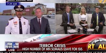 St. Cloud Police Chief Quietly Shames Fox & Friends For Smearing Somali Refugees