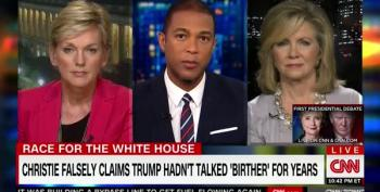 Don Lemon Calls Out Trump Surrogate On Bitherism: 'Facts Matter'