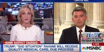 Andrea Mitchell Roasts Sen. Cory Gardner For Not Understanding U.S. Constitution