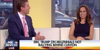 Eric Trump: My Dad Started With Just About Nothing