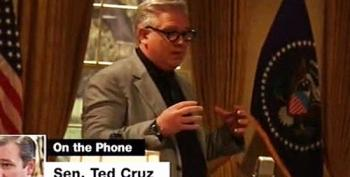 Ted Cruz Can't Defend Trump Endorsement To Glenn Beck