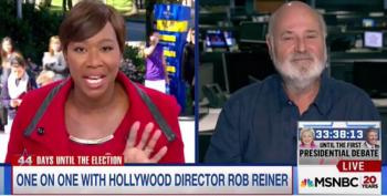 Rob Reiner On Trump's Racism: 'This Is The Last Throes Of The Civil War'