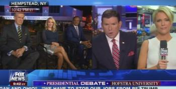 Fox News' Brit Hume Debate Analysis: Hillary Clinton 'Not Necessarily Attractive'
