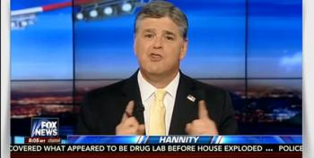 Hannity Slams Overpaid Elites In The Media For Declaring Hillary Winner Of The Debate