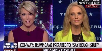 Megyn Kelly Destroys Kellyanne Conway's Defense Of Trump's Misogyny