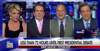 Pre-Debate, Krauthammer Blames Trump For 'Insane Over-Preparation'