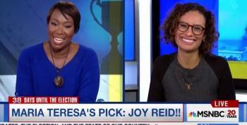 Joy Reid Wins The Week!