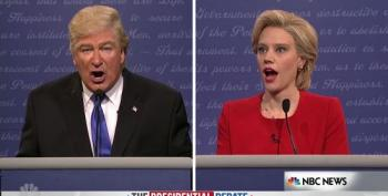 SNL Cold Opens With The Debate
