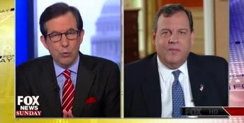 Chris Wallace Flabbergasted At Chris Christie's Answer To NY Times Trump Tax Story