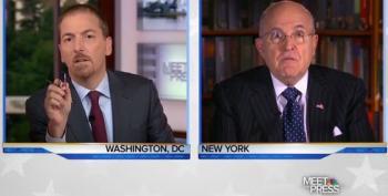 Rudy Giuliani: World's Worst Campaign Surrogate