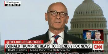 Baltimore Sun Media Critic Shreds Trump For Living In The Fox Bubble With Sean Hannity