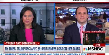 Trump Advisor: NY Times Reporters Face Jail Time For Publishing Trump's Taxes