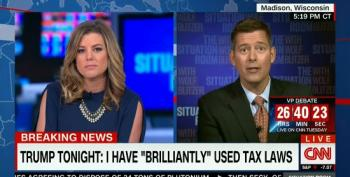 CNN's Brianna Keilar Shreds Rep. Sean Duffy Over Trump's Taxes