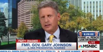 Gary Johnson: Ignorance Is Sheer Bliss When It Comes To Foreign Policy