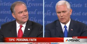 Kaine Hits Pence For His Extreme Stance On Abortion: 'Why Can't You Trust Women To Make Their Own Decisions?'