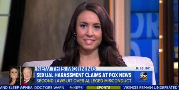 Andrea Tantaros Speaks Out Against Fox News Culture Of Misogyny And Sexism