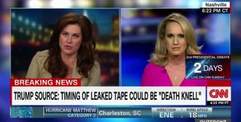 Erin Burnett Confronts Scottie Nell Hughes On Trump Remarks