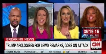 Scottie Nell Hughes: 'No Woman Woke Up Today Affected By Trump's Words'