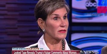 ABC's Trump Surrogates Go Off The Rails Discussing Sex Tape