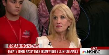 Kellyanne Conway: 'Unless...'